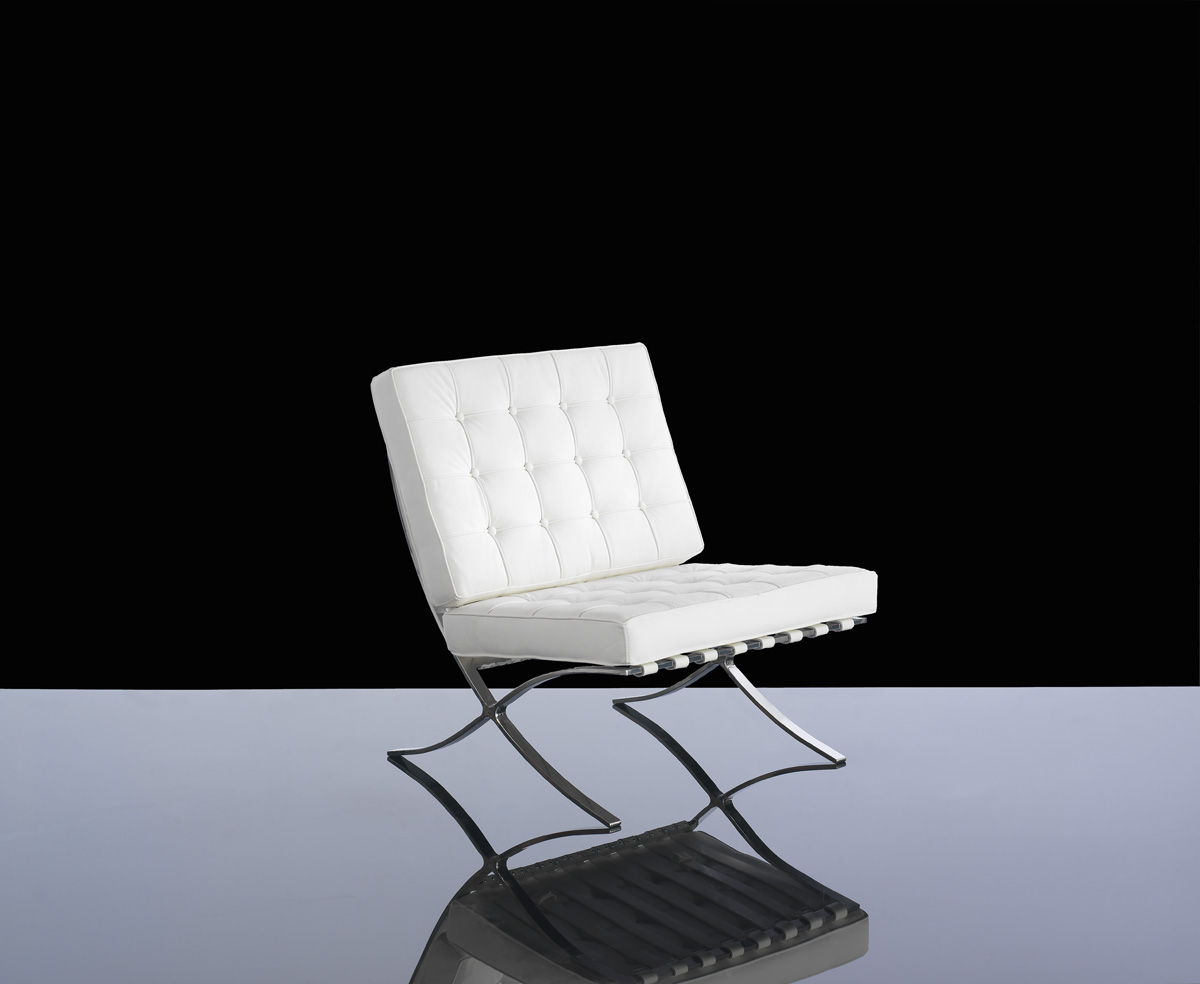 silla barcelona blanca, Dekodirect