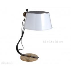 Lámpara sobremesa Brando