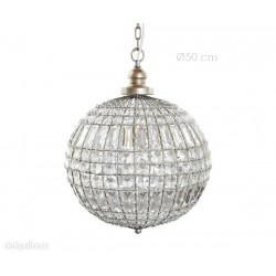 Lámpara colgante Crystal grande