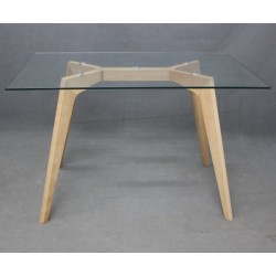 Mesa de comedor África 120x80