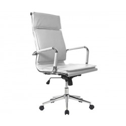 silla oficina con acolchado