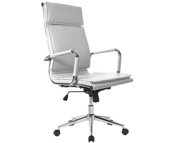 Silla oficina eames aluminium chair - Silla oficina alta ...
