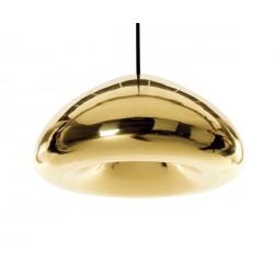Lámpara de techo Alioth dorada
