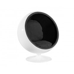Sillón Ball negro